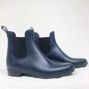 Sam Edelman Tinsley Matte Rubber Ankle Rainboots